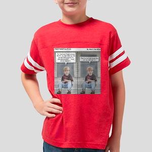 preparedless Youth Football Shirt