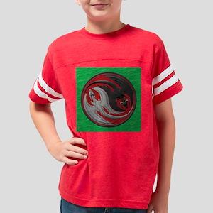 Dragon Yin Yang Youth Football Shirt
