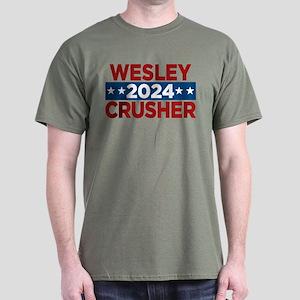 Trek Wesley Crusher 2020 Dark T-Shirt