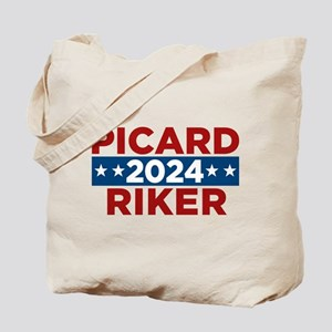 Star Trek Picard Riker 2020 Tote Bag