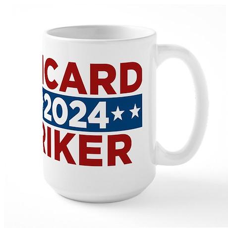Star Trek Picard Riker 2020 Large Mug