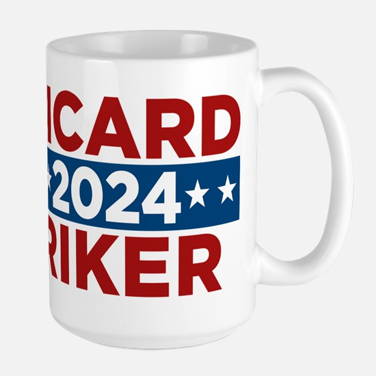 Star Trek Picard Riker 2020 Large Mug