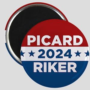 Star Trek Picard Riker 2020 Magnet