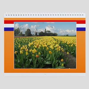 Holland Calendar