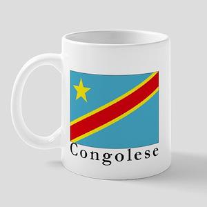 Congo-Kinshasa Mug