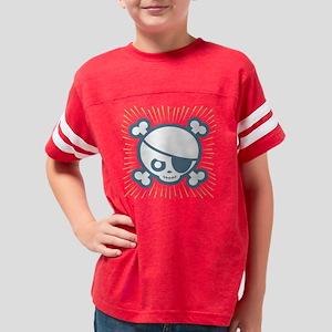 capnspeedy-bkT Youth Football Shirt