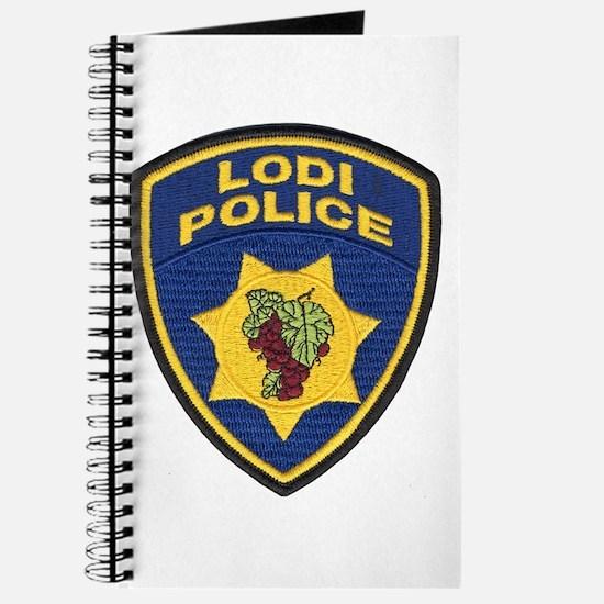 Lodi Police Journal