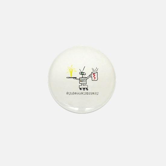 Cute Turd Mini Button