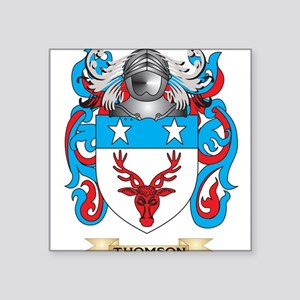 Thomson Family Crest (Coat of Arms) Sticker