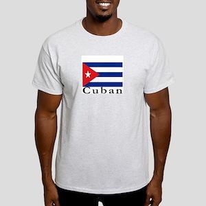 Cuba Ash Grey T-Shirt