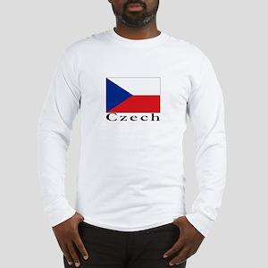 Czech Republic Long Sleeve T-Shirt