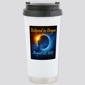 Oregon Solar Eclipse 2017 Mugs