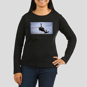 Blackhawk Soar Women's Long Sleeve Dark T-Shirt