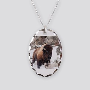 Buffalo Necklace