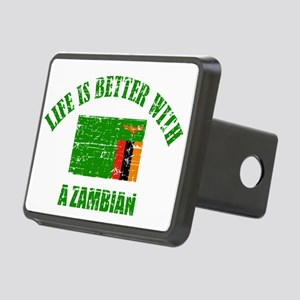 Life is better with a Zambian Rectangular Hitch Co