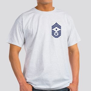 Grey Command CMSgt Tee Shirt 6