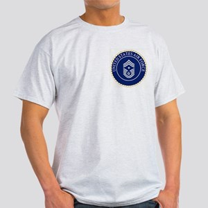 Grey Command CMSgt Shirt 7
