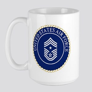 Command Chief Master Sergeant Mug