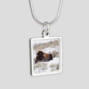 Bison Necklaces