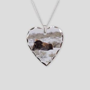 Bison Necklace