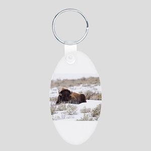 Bison Keychains