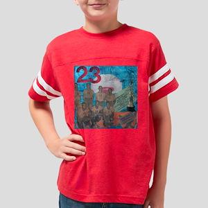Sports- Basketball Youth Football Shirt