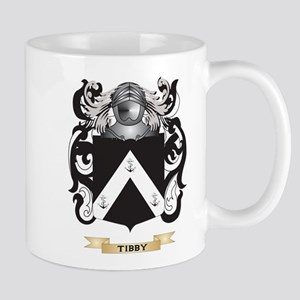 Tibby Family Crest (Coat of Arms) Mugs