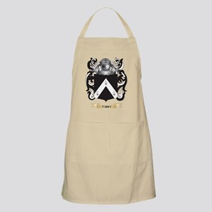 Tibby Family Crest (Coat of Arms) Apron