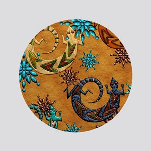 Harvest Moons Geckos Button