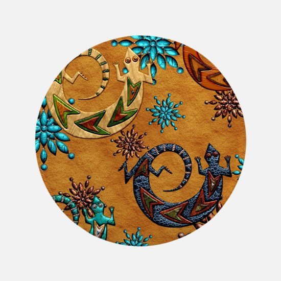 Harvest Moons Geckos Button