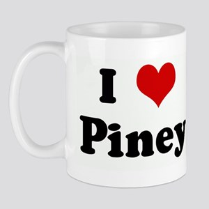 I Love Piney Mug