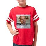 notcheney Youth Football Shirt