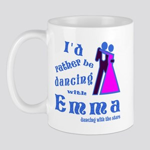 Dancing With Emma Mug