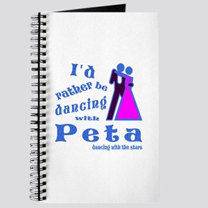 Dancing With Peta Journal