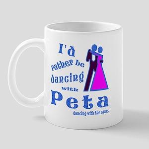 Dancing With Peta Mug