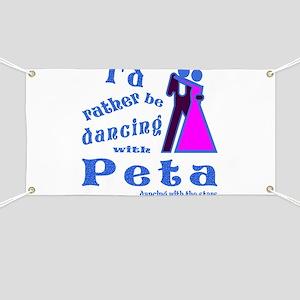 Dancing With Peta Banner