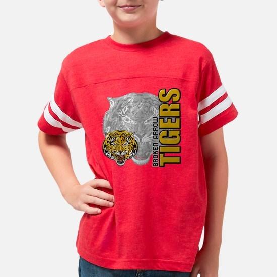 BA Tiger3 Youth Football Shirt