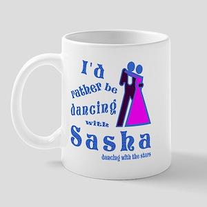 Dancing With Sasha Mug