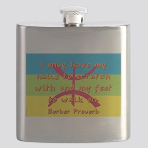 I Only Have My Nails - Berber Flask