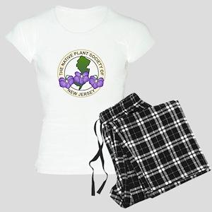 Native Plant Society of NJ Logo Pajamas