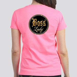 Boss Lady Gold T-Shirt