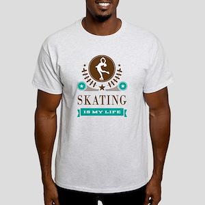 Skating Is My Life Light T-Shirt