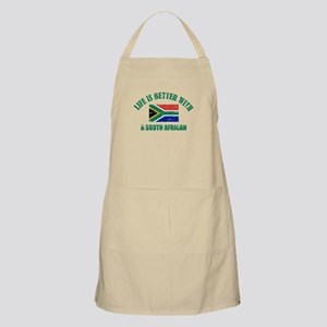 Life is better with a South African Apron