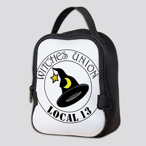 2-witchesunion Neoprene Lunch Bag