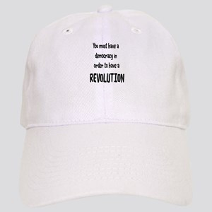 Democratic Revolution Baseball Cap