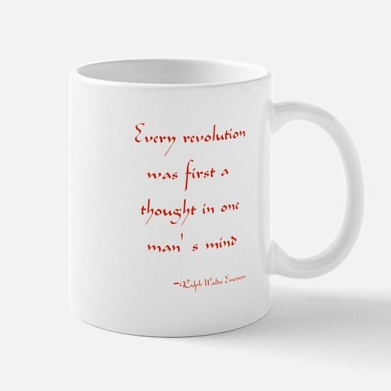 Every Revolution Mugs