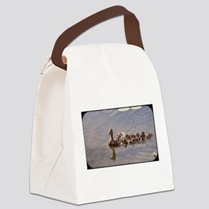 071813-18 Canvas Lunch Bag