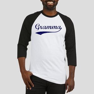 Vintage (Blue) Gramma Baseball Jersey