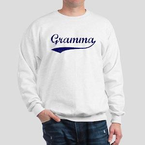 Vintage (Blue) Gramma Sweatshirt
