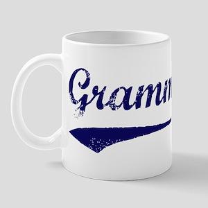 Vintage (Blue) Gramma Mug